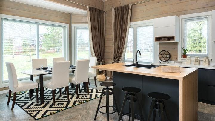 alfombra-en-la-cocina