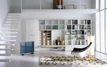 La decoración minimalista se nutre de las formas puras, simples, y ...