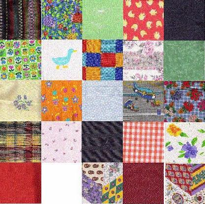 Clases de tejidos y telas - Nombres de telas para cortinas ...